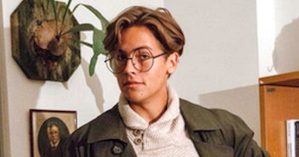 Cole Sprouse S Milo Thatch Halloween Costume Will Pull At