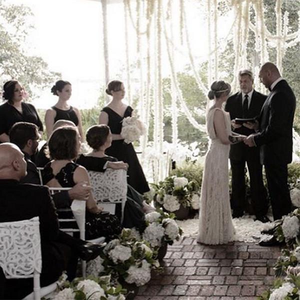 Dave Bautista, Sarah Jade, Wedding