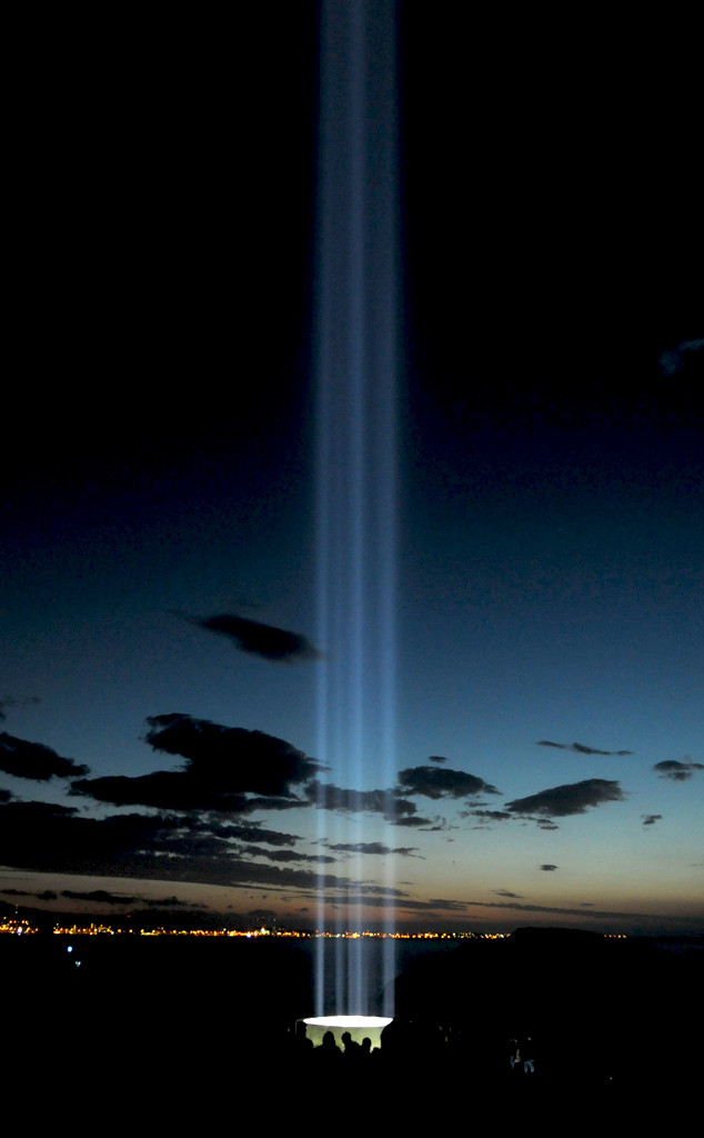 The Imagine Peace Tower