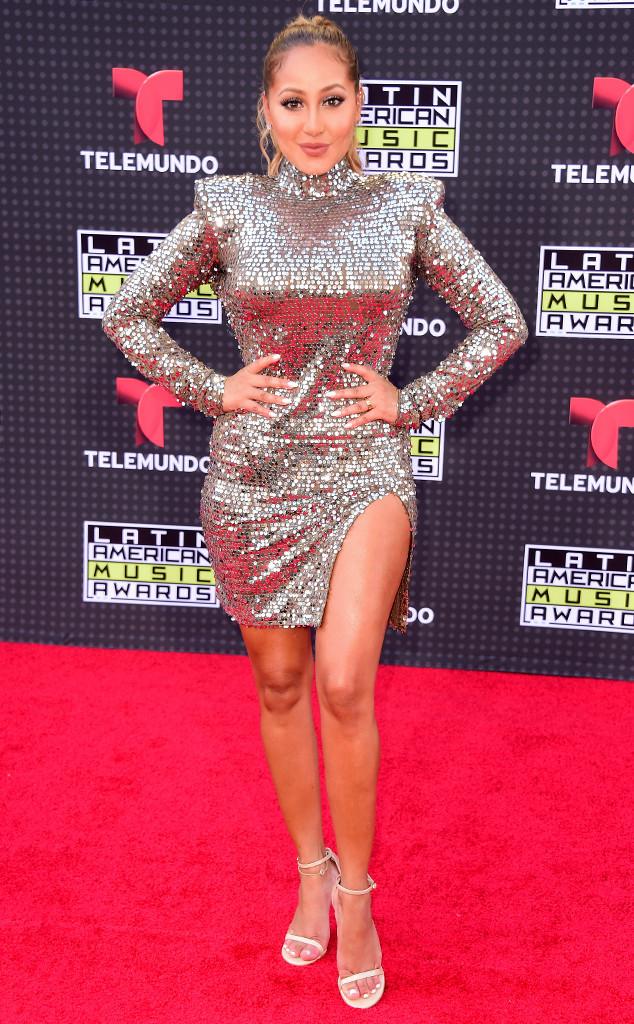 Latin American Music Awards, Adrienne Bailon