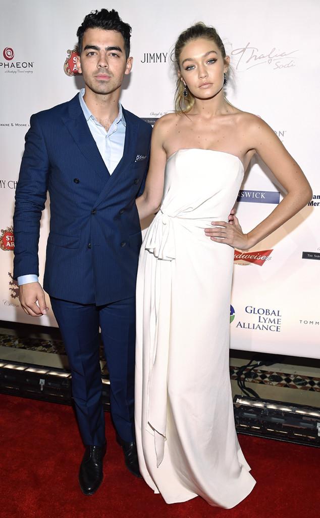 Joe Jonas, Gigi Hadid