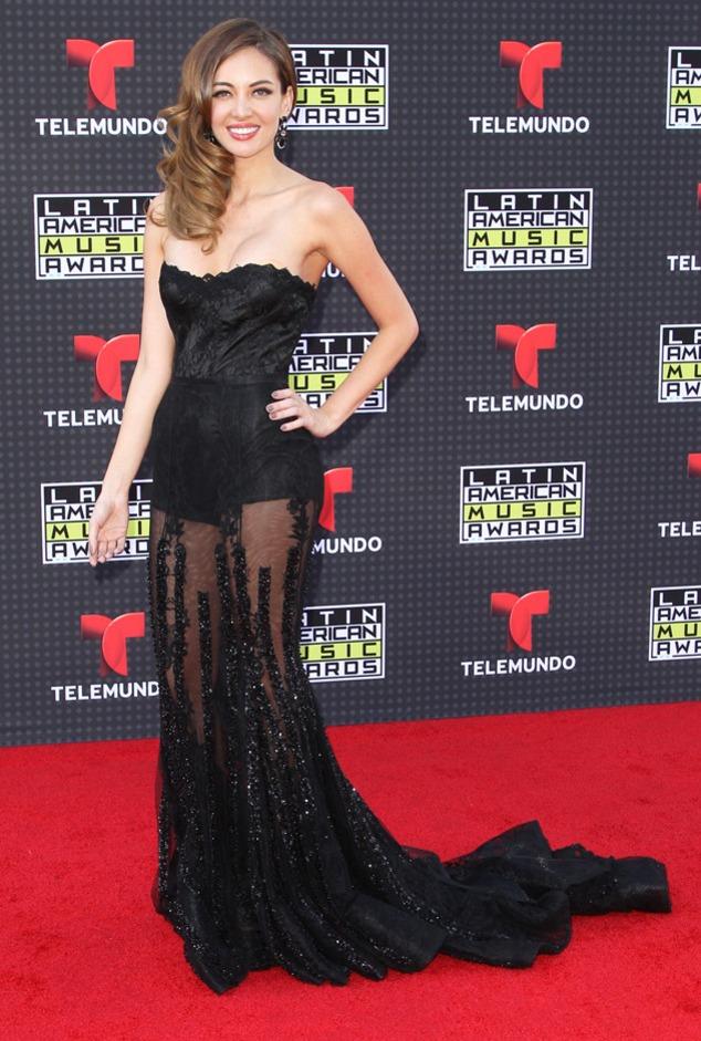Latin American Music Awards, Patricia Zavala