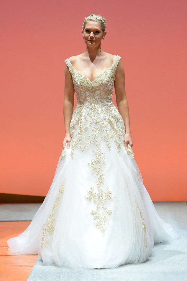 Disney Princesses Alfred Angelo Wedding Dresses Rapunzel