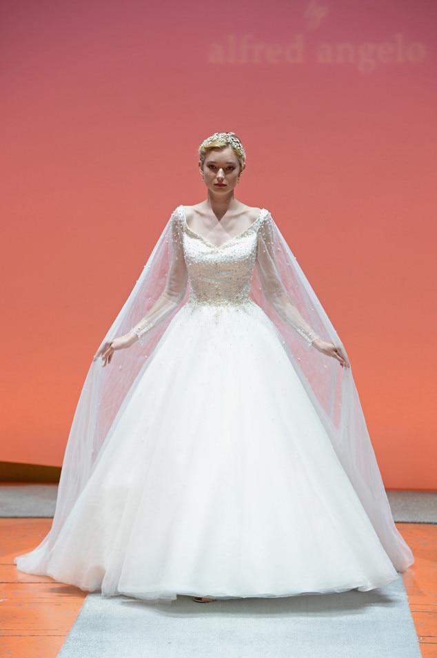 Disney Princesses Alfred Angelo Wedding Dresses, Elsa