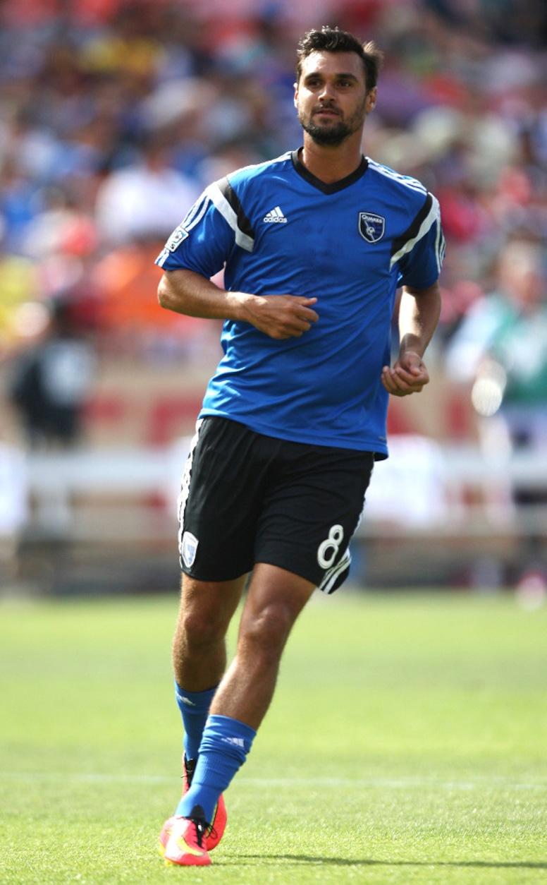 Chris Wondolowski, Soccer Studs