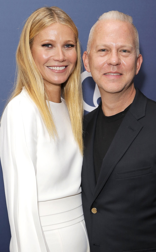 Gwyneth Paltrow, Ryan Murphy, Variety's Power Of Women Luncheon