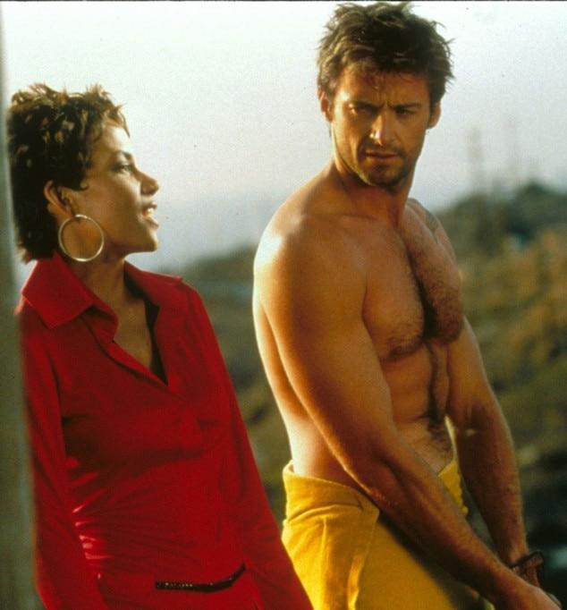 Halle Berry, Hugh Jackman, Swordfish