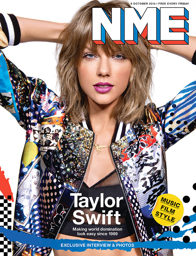 Taylor Swift, NME