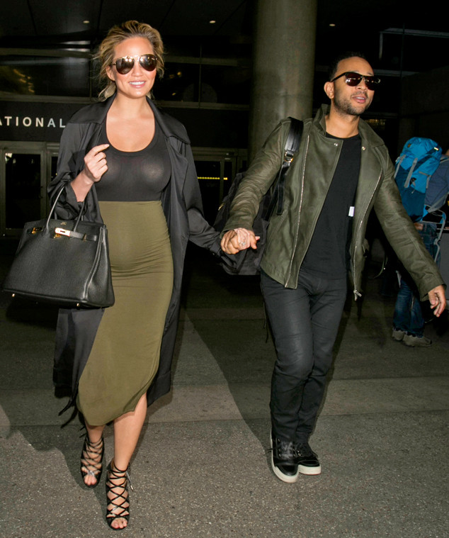 Chrissy Teigen Gets Real About Her Growing Boobs During -3825
