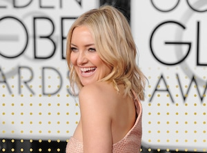 ESC, Trends Gallery Cover, Kate Hudson, Golden Globe Awards, Candids