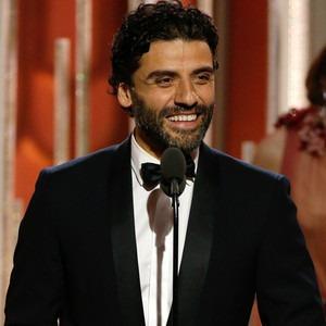 Oscar Isaac, Golden Globes Winners