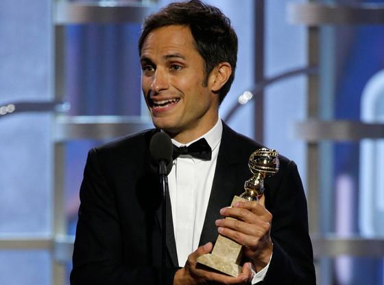 Gael Garcia Bernal, Golden Globe Awards