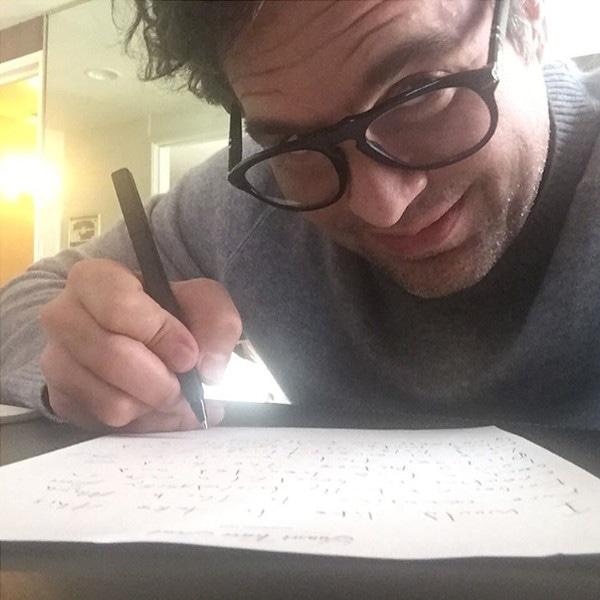 Mark Ruffalo, Instagram