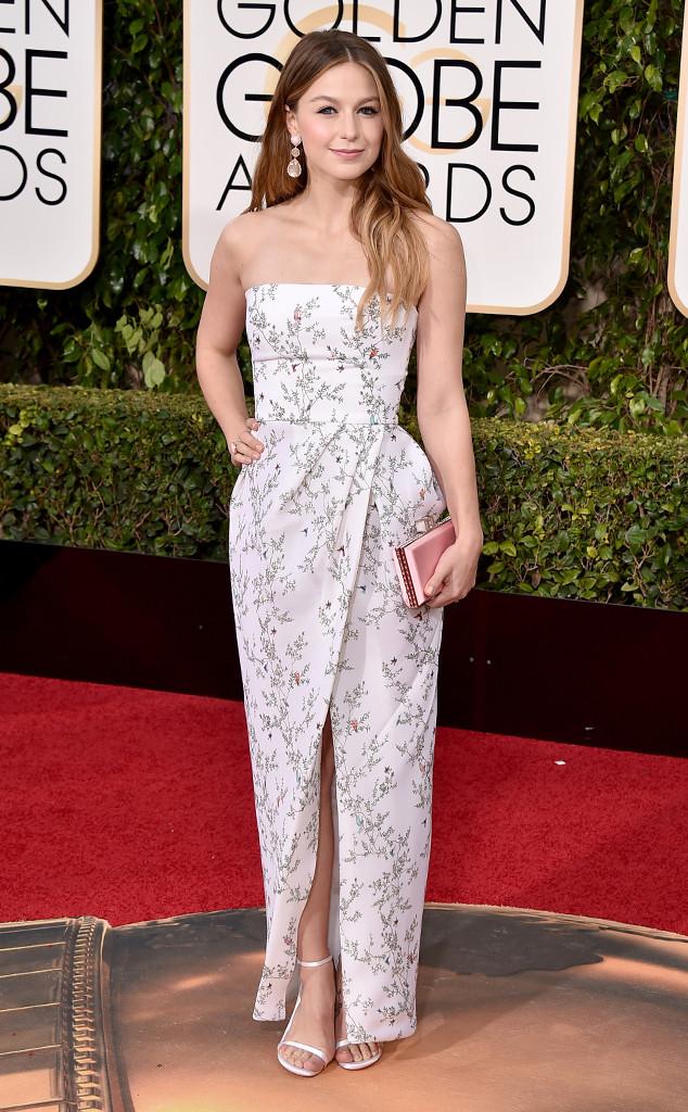 Melissa Benoist, Golden Globe Awards