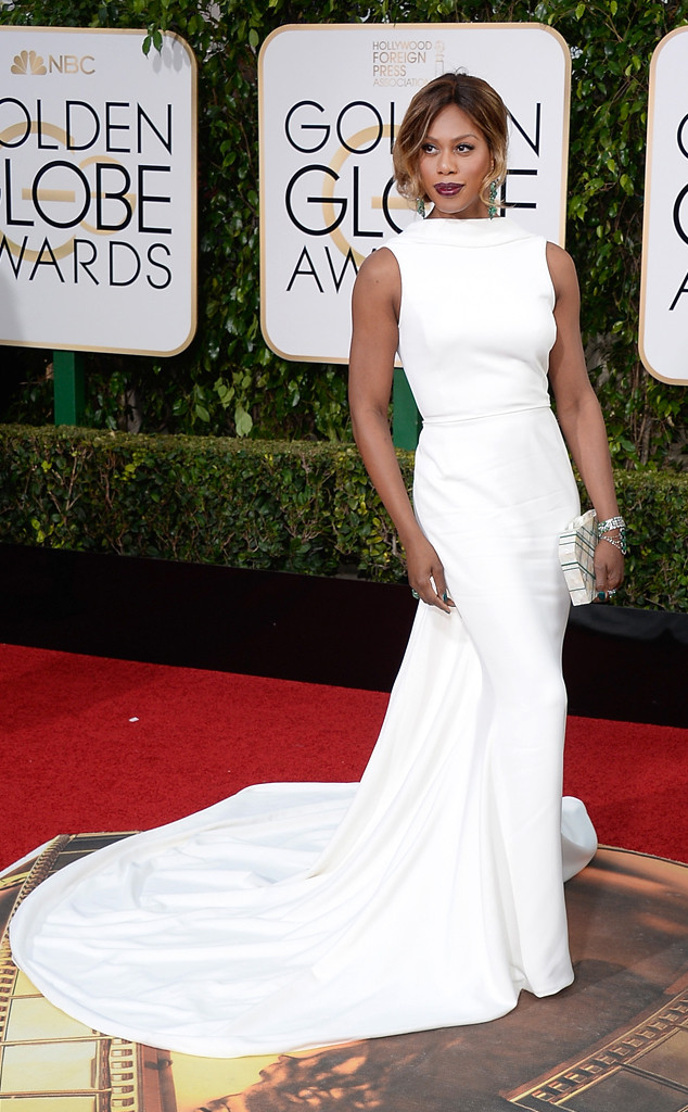 Laverne Cox, Golden Globe Awards