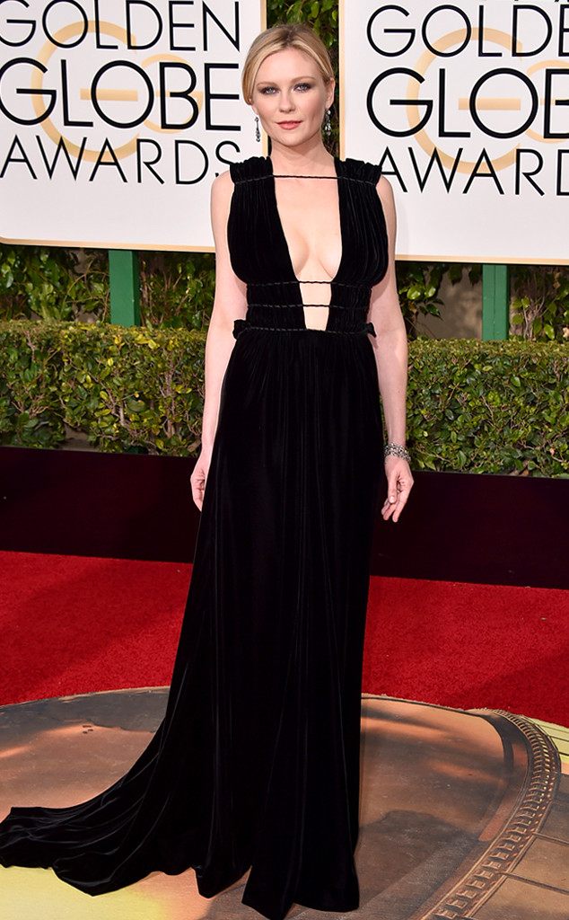 Kirsten Dunst, Golden Globe Awards