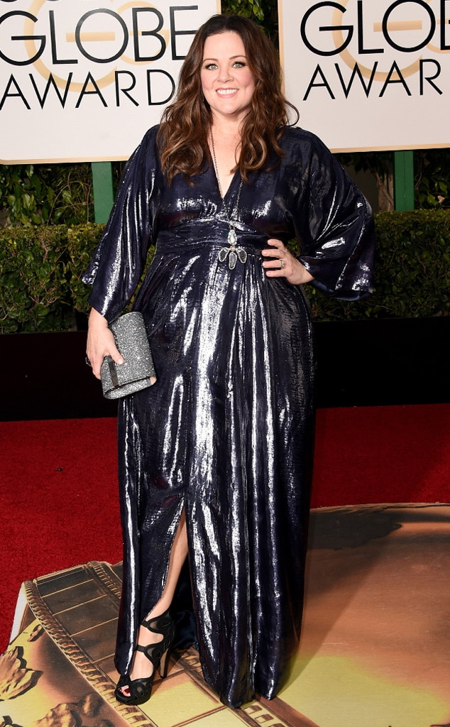 Melissa McCarthy, Golden Globe Awards