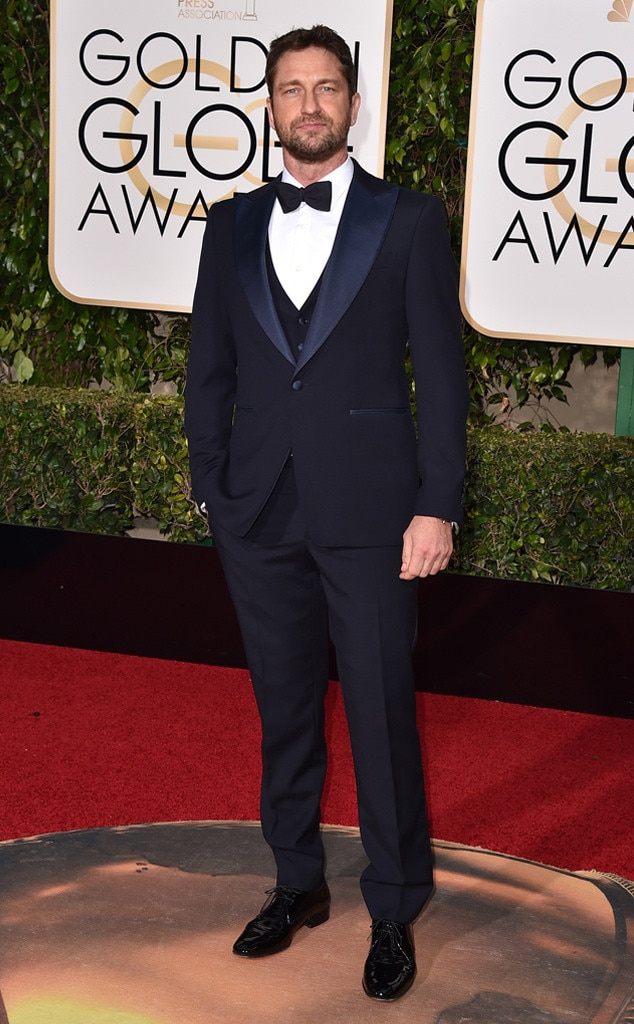 Gerard Butler, Golden Globe Awards