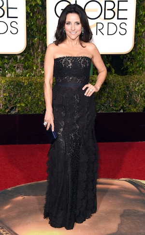 Julia Louis-Dreyfus, Golden Globe Awards