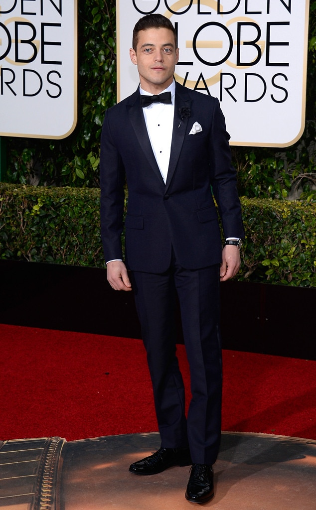 Rami Malek, Golden Globe Awards