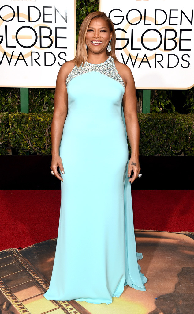 Queen Latifah, Golden Globe Awards