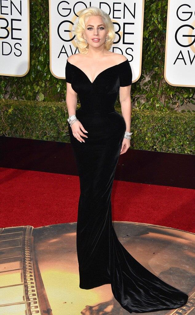 Lady Gaga, Golden Globe Awards
