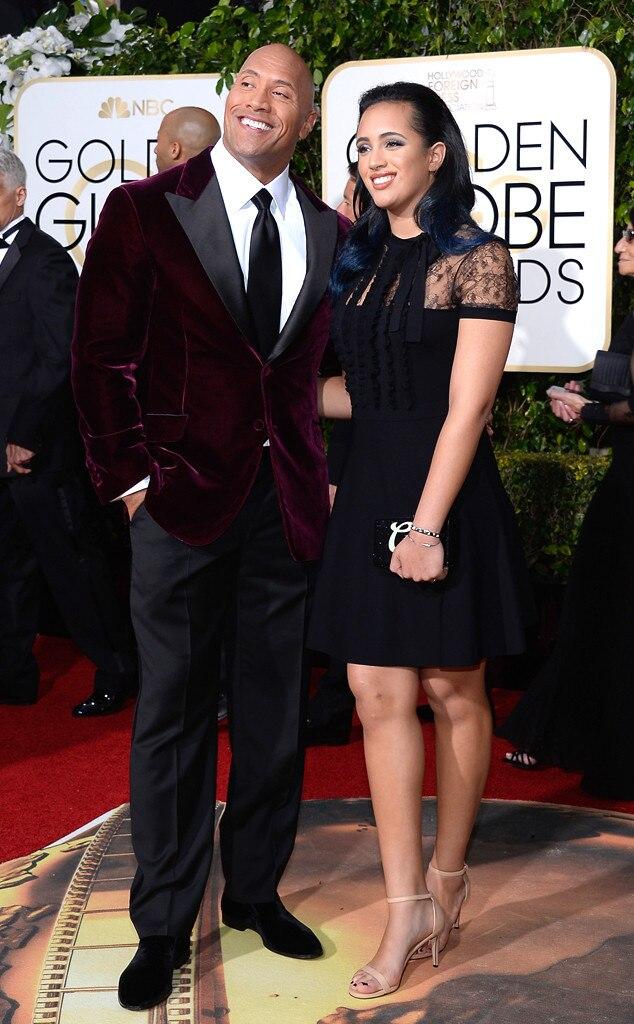 Dwayne Johnson, Golden Globe Awards