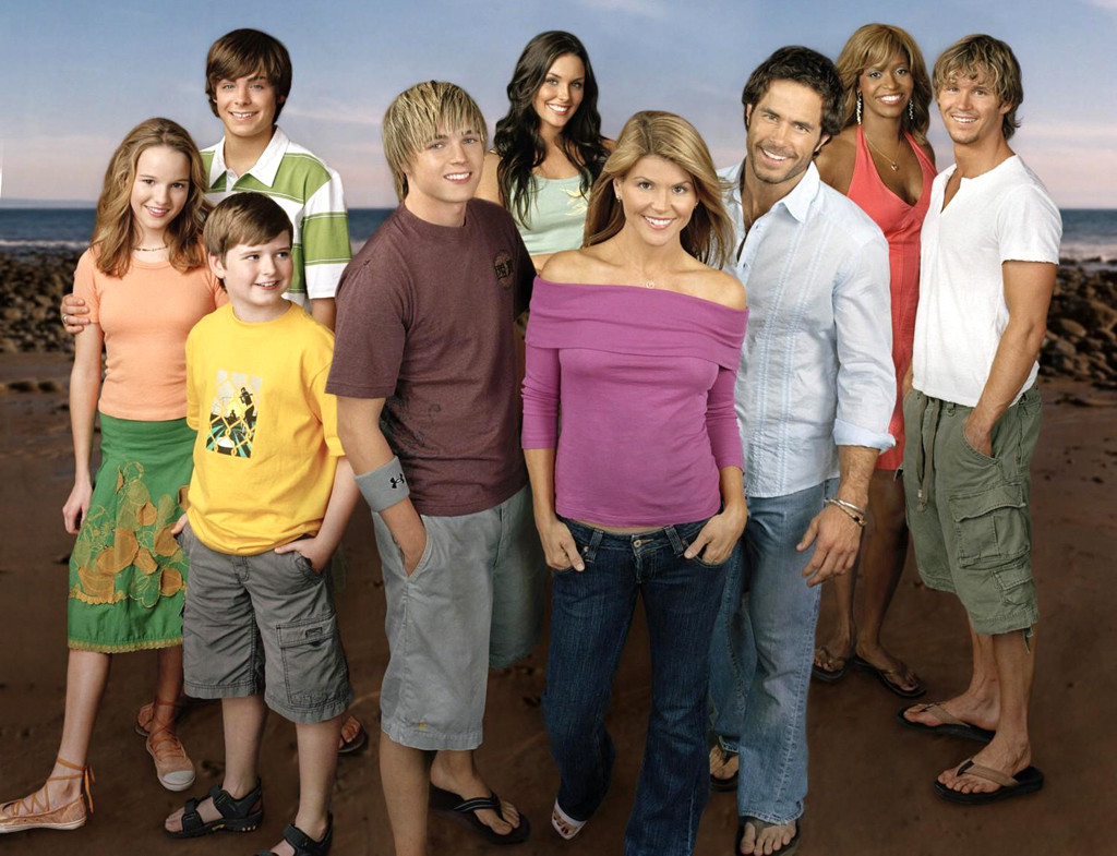 Zac Efron, Lori Loughlin, Summerland