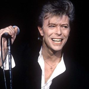 David Bowie, Live at Wembley