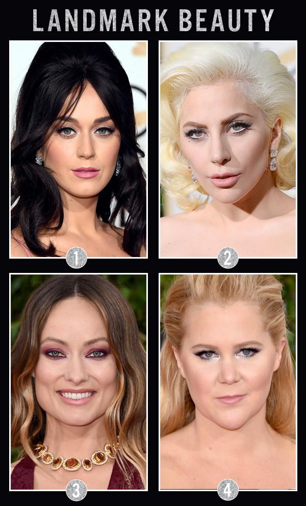 ESC Awards, Golden Globes, Landmark Makeup