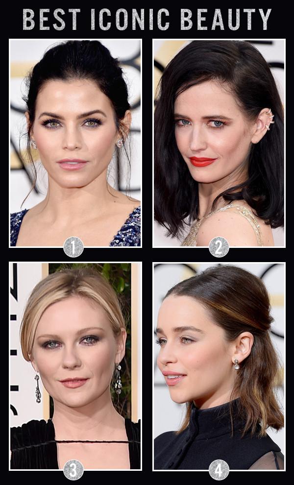 ESC Awards, Golden Globes, Iconic Beauty