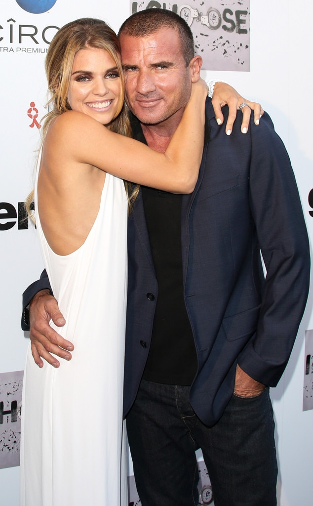 Is annalynne mccord still dating dominic purcell