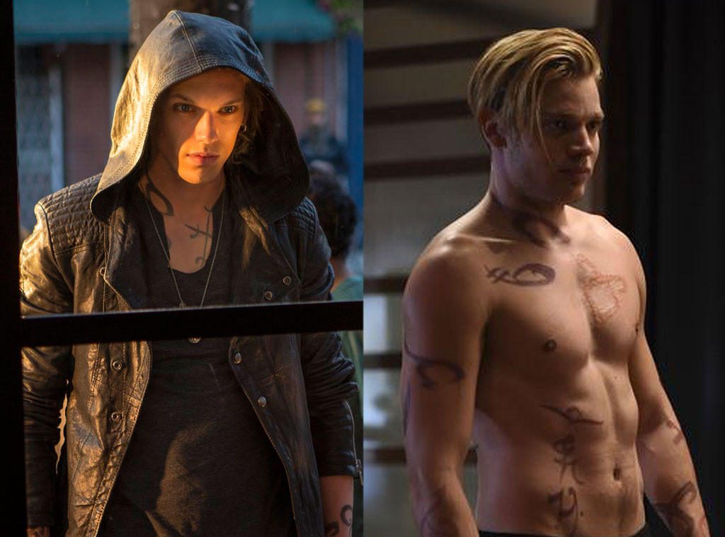 Mortal Instruments vs Shadowhunters, Jamie Bower-Campbell, Dominic Sherwood