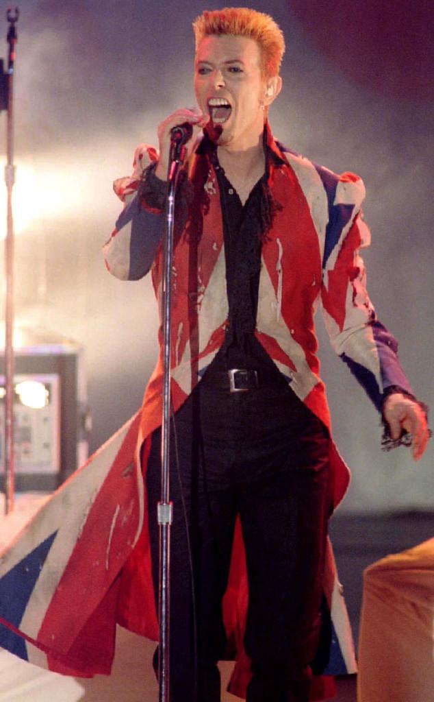 David Bowie, Fashion Icon