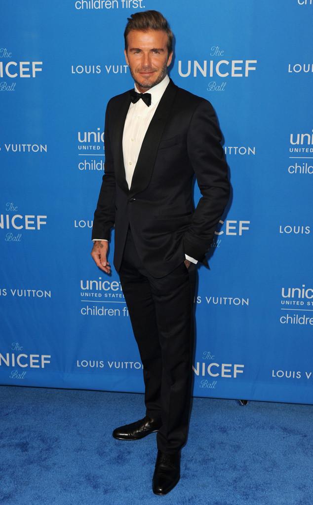 David Beckham, UNICEF Ball