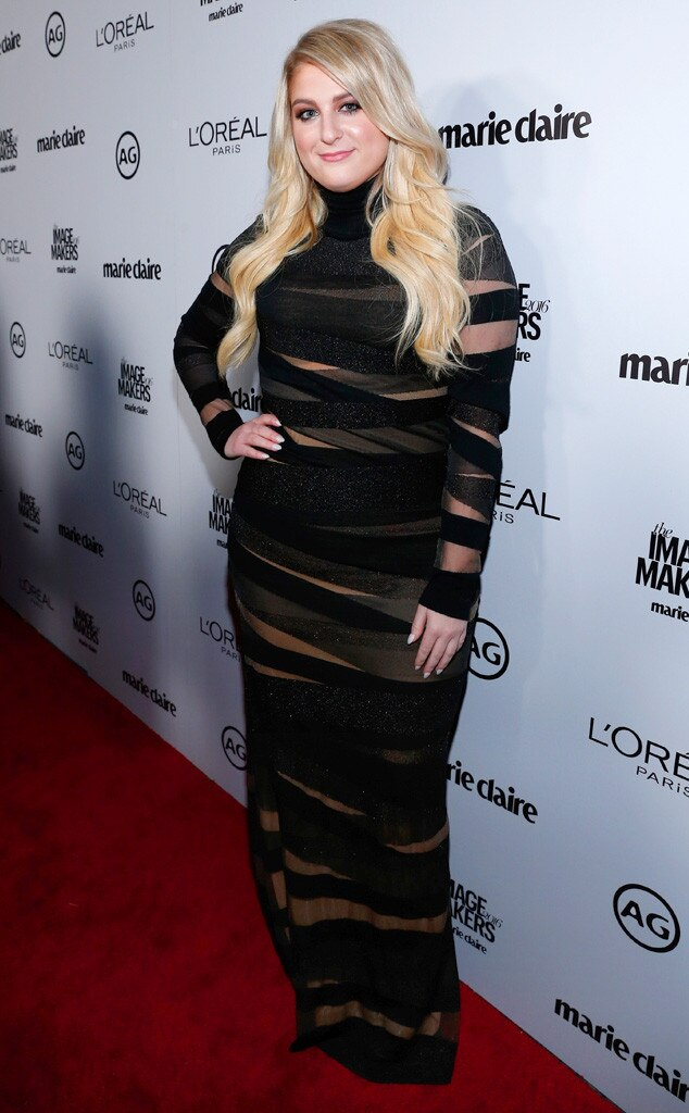 Meghan Trainor, Marie Claire Image Maker Awards