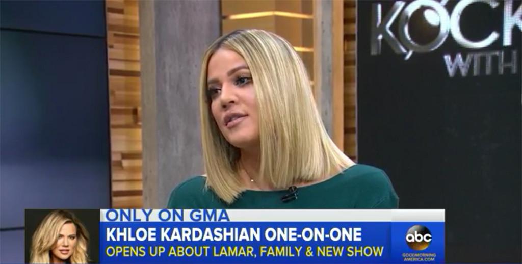 Khloe Kardashian, GMA