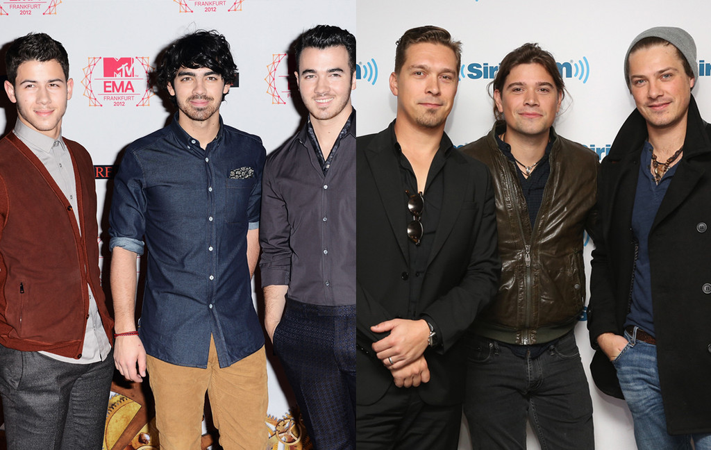 Jonas Brothers, Hanson, Lip Sync Battle