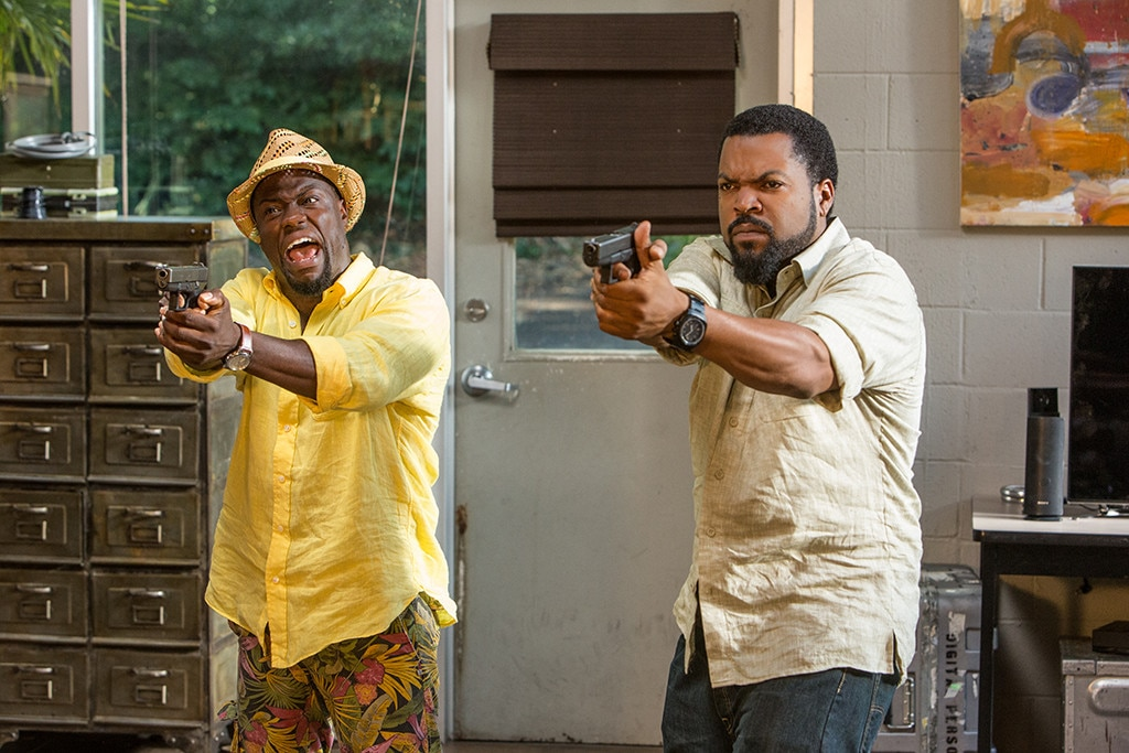 Kevin Hart, Ice Cube, Ride Along 2