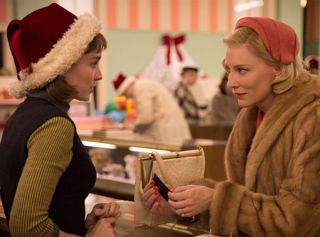 Cate Blanchett, Rooney Mara, Carol