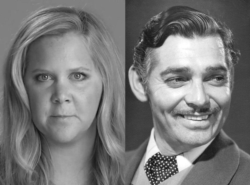 Amy Schumer, Clark Gable, Gone With The Wind