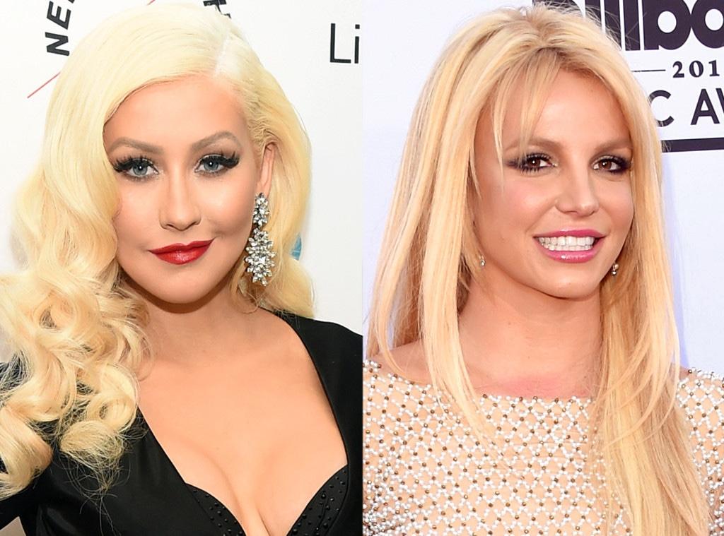 Christina Aguilera, Britney Spears, Lip Sync Battle