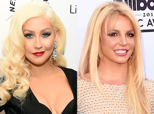 Christina Aguilera, Britney Spears, Lip Sync Battle