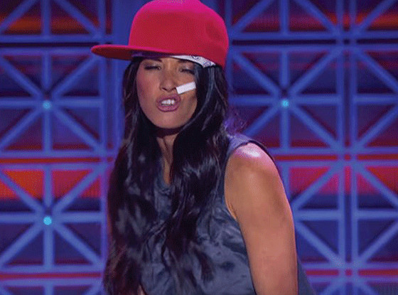 Olivia Munn, Lip Sync Battle