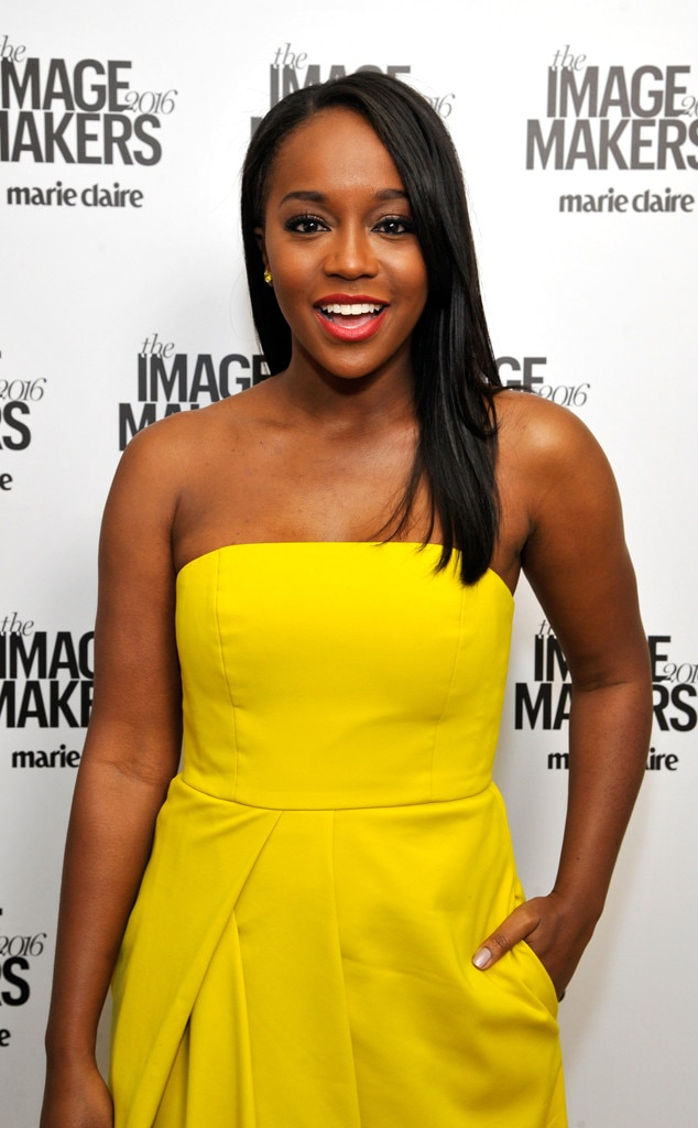 Aja Naomi King, Image Maker Awards hosted by Marie Claire