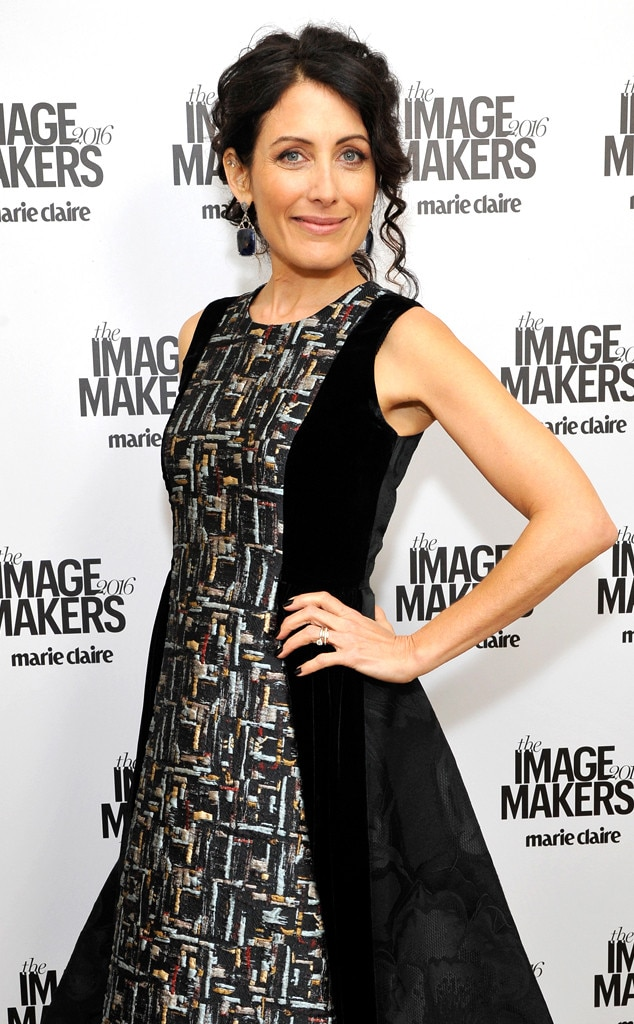 Lisa Edelstein, Image Maker Awards hosted by Marie Claire
