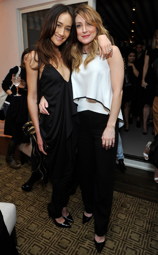 Maggie Q, Sasha Alexander, Image Maker Awards hosted by Marie Claire