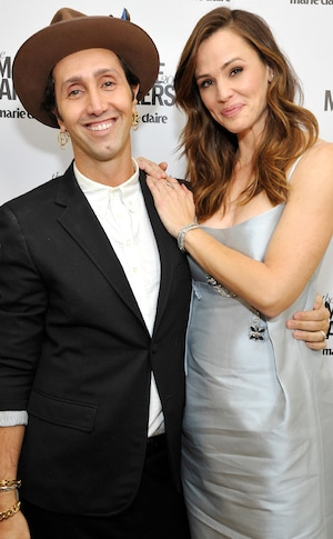 Adir Abergel, Jennifer Garner, Image Maker Awards hosted by Marie Claire