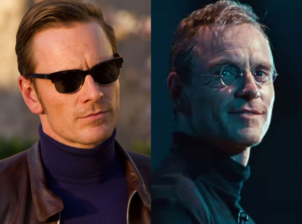 Oscar Nominees Forever Known For Other Roles, Michael Fassbender