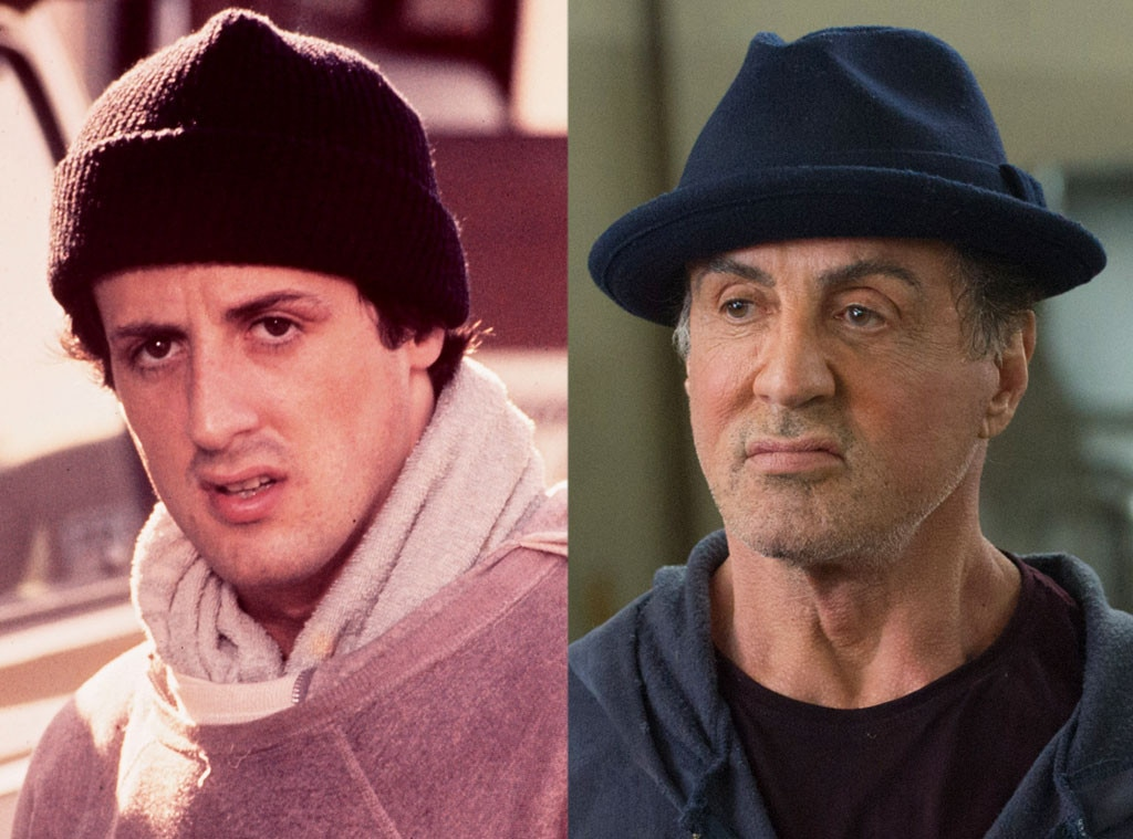 Oscar Nominees Forever Known For Other Roles, Sylvester Stallone